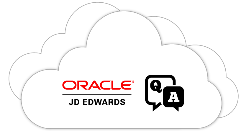 JDE Cloud, JD Edwards, FAQ, JD Edwards cloud