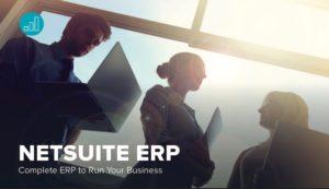 Terillium, NetSuite, cloud ERP