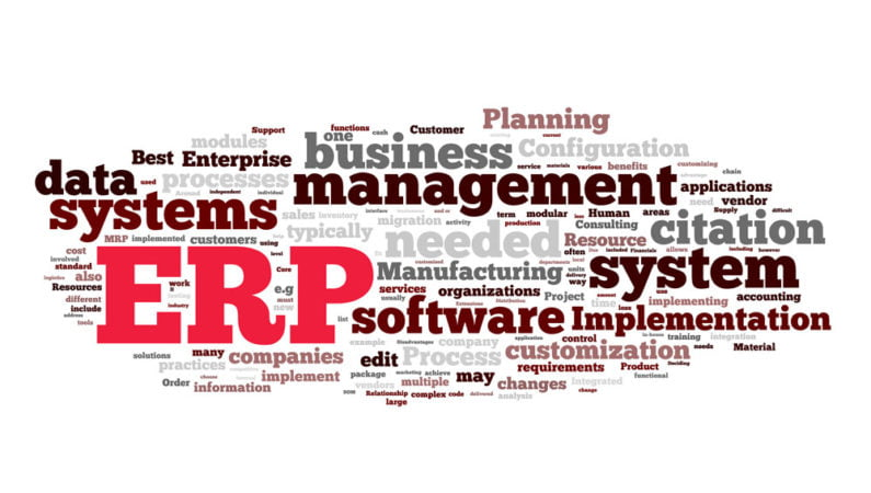 what is an ERP system for manufacturing, manufacturing enterprise resource planning software