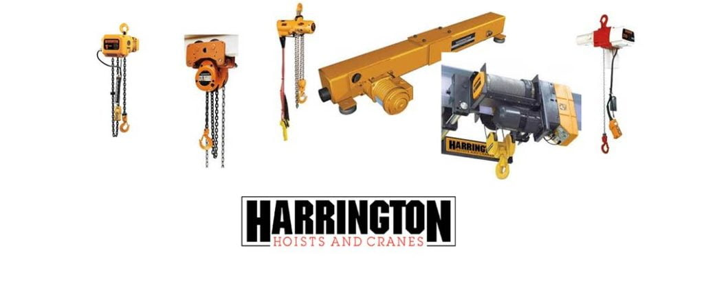 Harrington Hoists, Oracle, Terillium, JD Edwards, JD Edwards EnterpriseOne, ERP