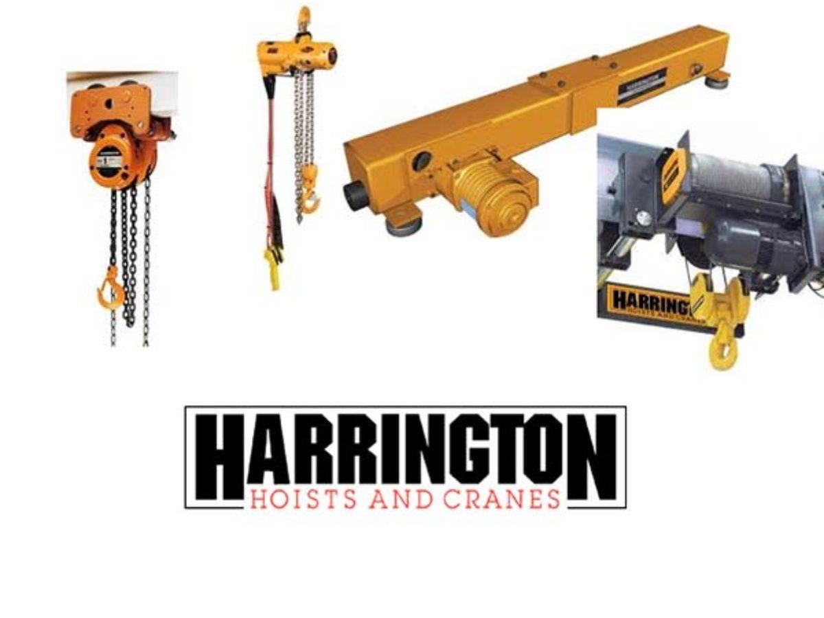 Harrington Hoists, Oracle, Terillium, JD Edwards, JD Edwards EnterpriseOne, ERP