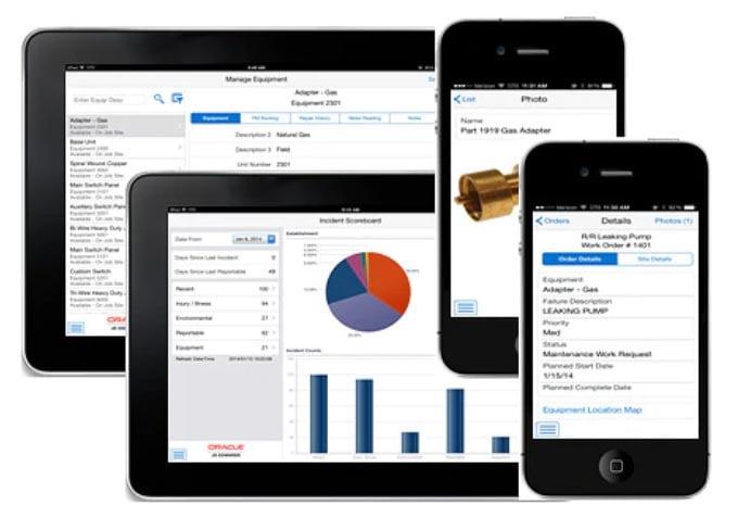 JDE Mobile Apps Image