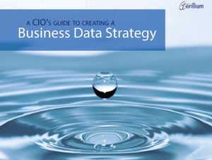 Terillium, CIO, data strategy, cloud data security, e-book