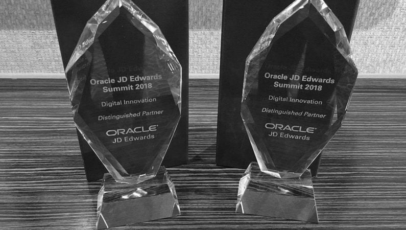 JD Edwards, Oracle JD Edwards, awards, Terillium