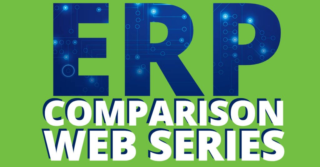 ERP Comparison Web Series, ERP Comparison Series, best erp, Terillium, webinars, events