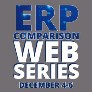 ERP COMPARISON WEB SERIES