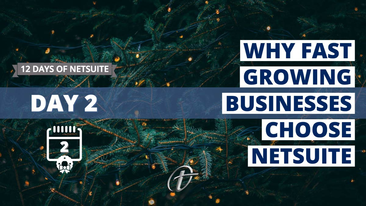 NetSuite Distribution