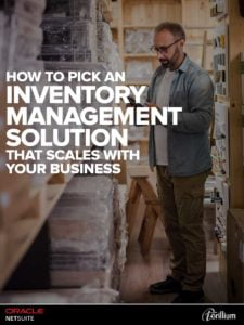 inventory management solution, NetSuite, Terillium