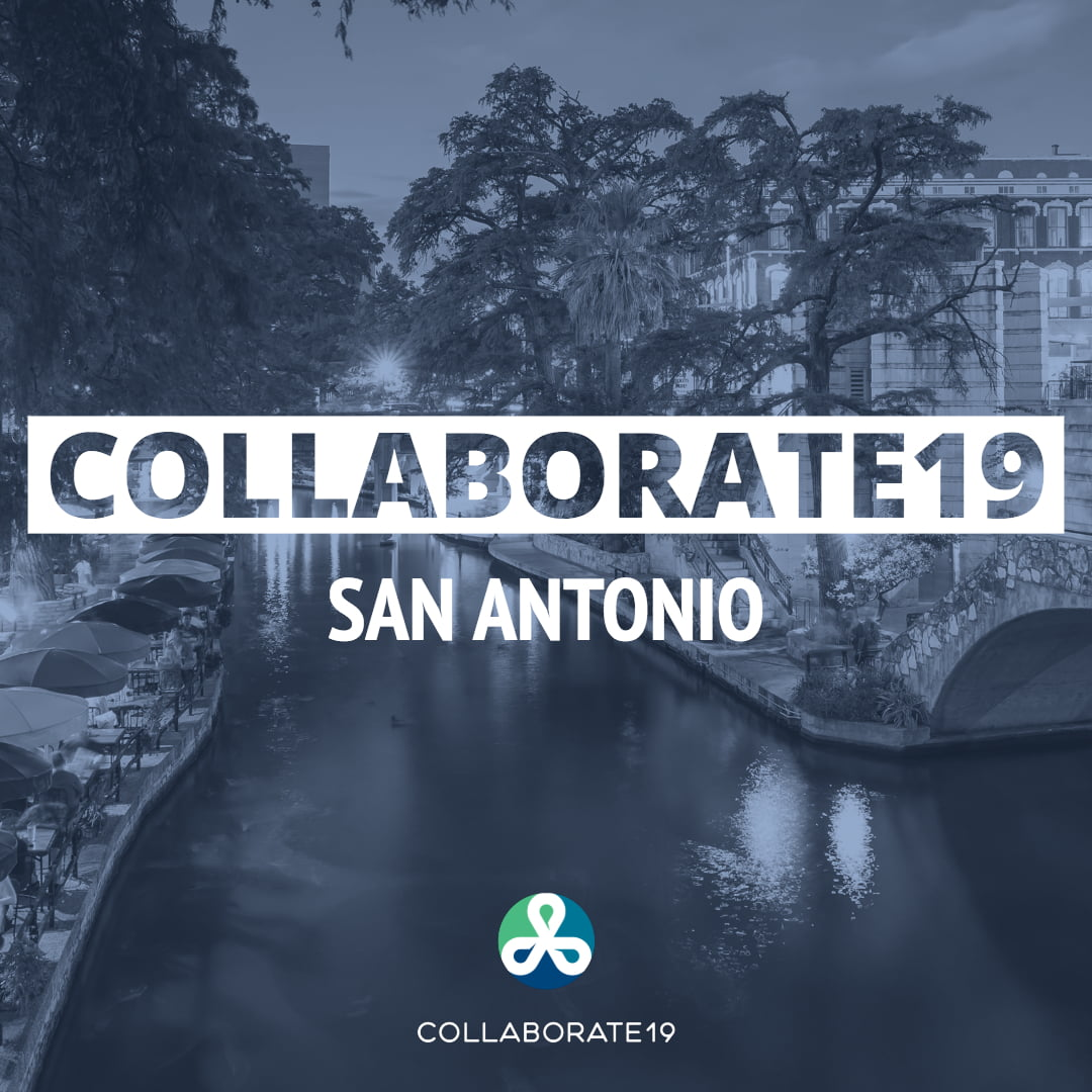 COLLABORATE 2019 San Antonio
