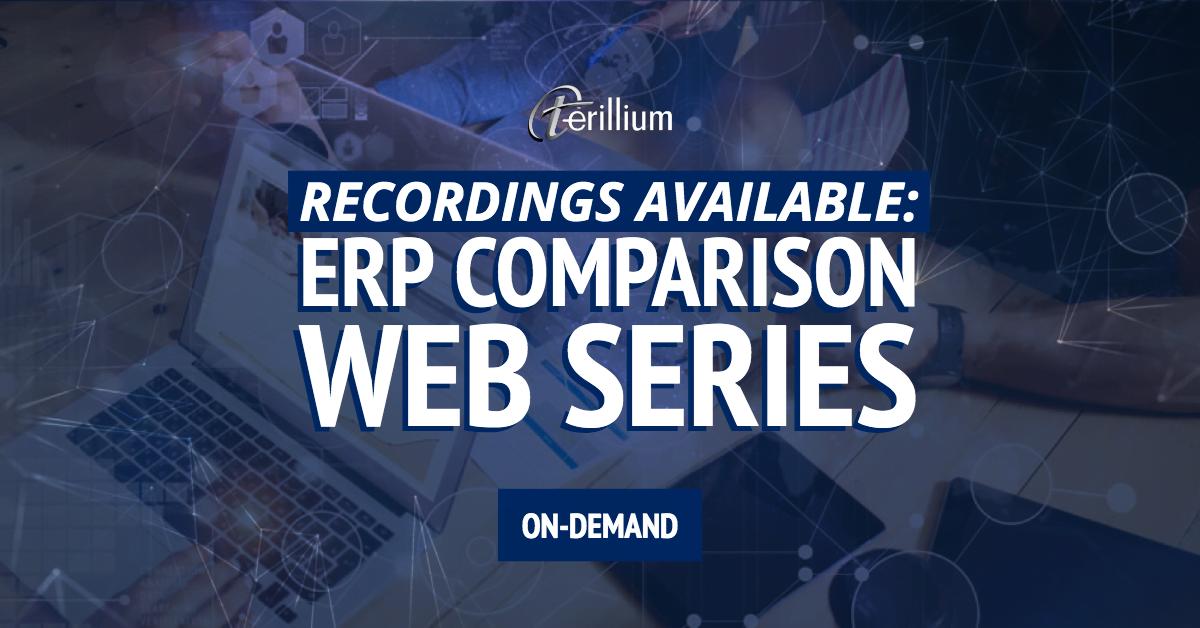 ERP system demos