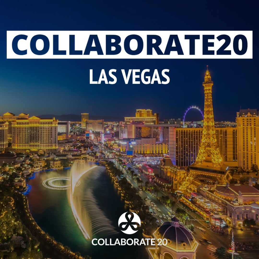 COLLABORATE 2020 Las Vegas, collaborate 20, C20