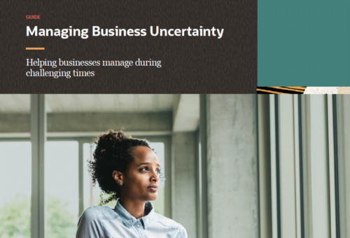 NetSuite Guide: Managing Business Uncertainty