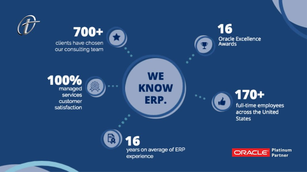 Oracle ERP consulting companies, NetSuite support
