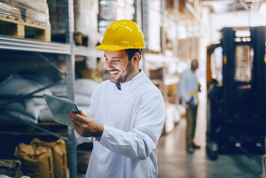 inventory management for distribution companies
