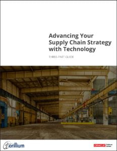inventory management system, inventory system, Terillium, supply chain strategy
