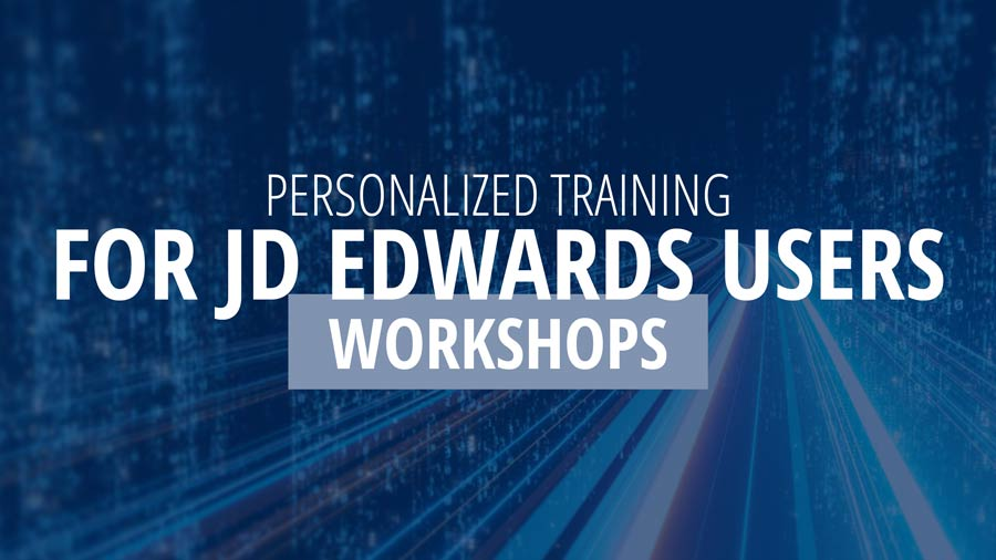 jd edwards software