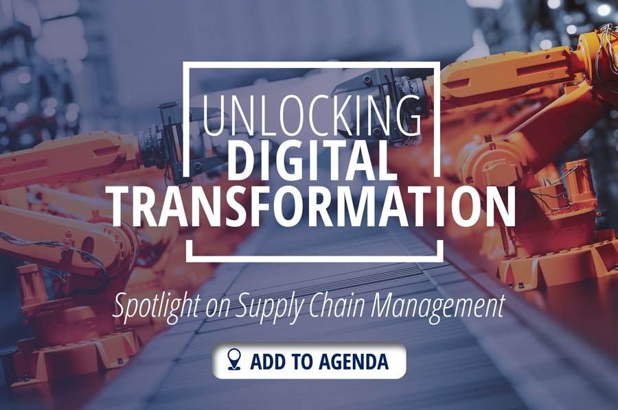 Supply Chain Management, Unlocking Digital Transformation, INNOVATE, Oracle Cloud