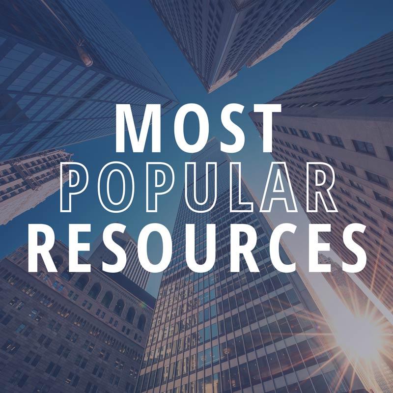 Terillium ERP Blog and Popular Resources
