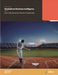 Baseball and Business Intelligence